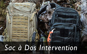 Sac à Dos Intervention